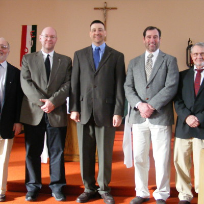 Exemplification of 3rd Degree, February 2014