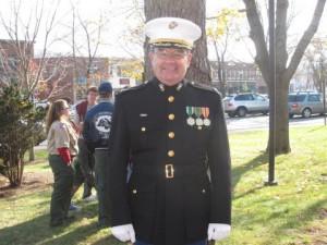 John Boyle; Veteran's Day, <a href=