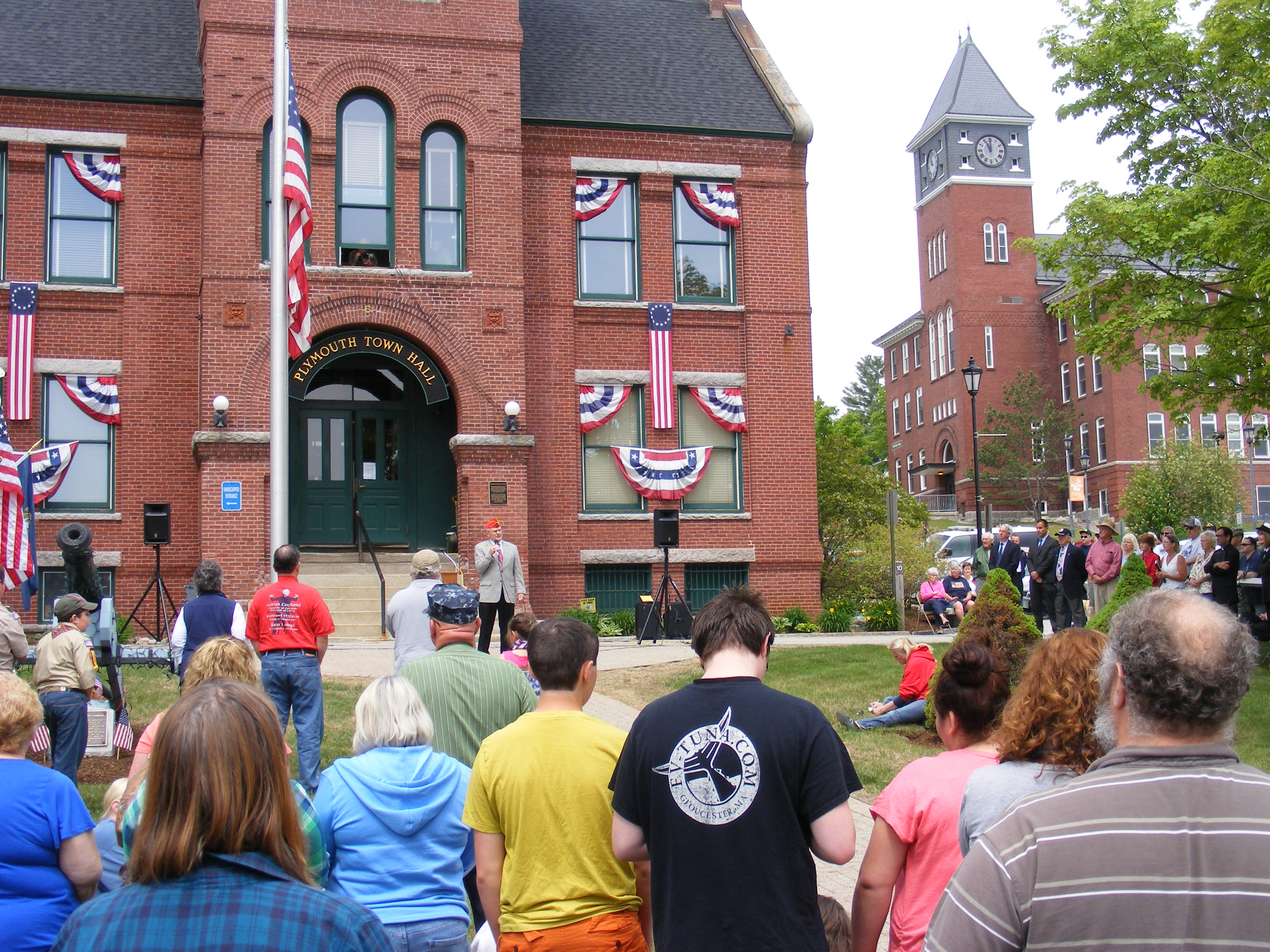 Knights Of Columbus 187 Memorial Day 2015